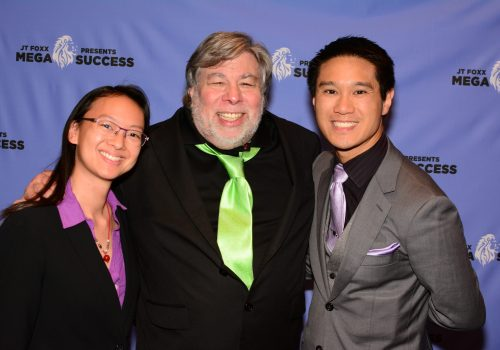AREA with Steve Wozniak (Apple Co-founder)